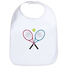 Tennis Rackets Bib