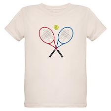 Tennis Rackets T-Shirt