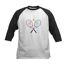 Tennis Rackets Baseball Jersey