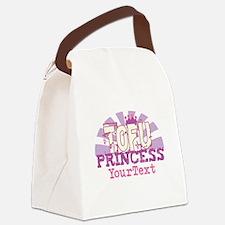 CUSTOMIZE Tofu Princess Canvas Lunch Bag