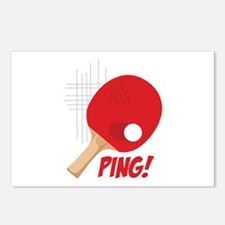 Ping! Postcards (Package of 8)
