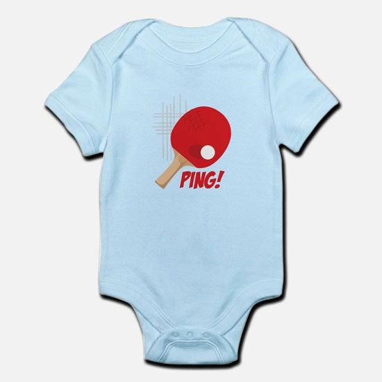 Ping! Body Suit