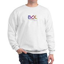 Dog Saying BOL Sweatshirt