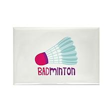 Badminton Magnets