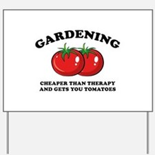 Gardening Cheaper Than Therapy And Gets You Tomato