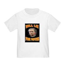 HLLARY LIES T-Shirt