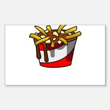 Greasy Poutine Decal