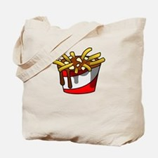 Greasy Poutine Tote Bag
