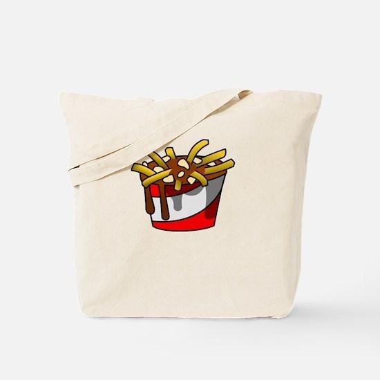 Greasy Poutine Tote Bag