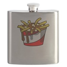 Greasy Poutine Flask