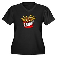 Greasy Poutine Plus Size T-Shirt