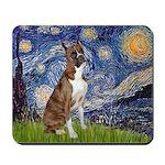 Starry / Boxer Mousepad