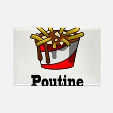 The Greasy Poutine Magnets
