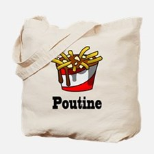 The Greasy Poutine Tote Bag