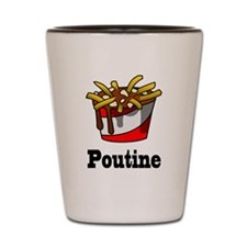 The Greasy Poutine Shot Glass