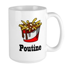 The Greasy Poutine Mugs