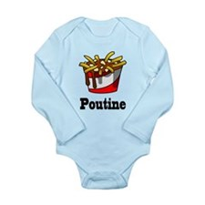 The Greasy Poutine Body Suit