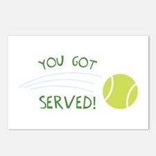 You Got Served! Postcards (Package of 8)