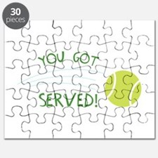 You Got Served! Puzzle