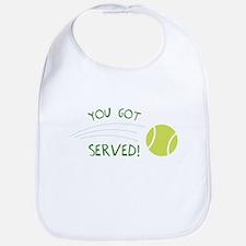 You Got Served! Bib