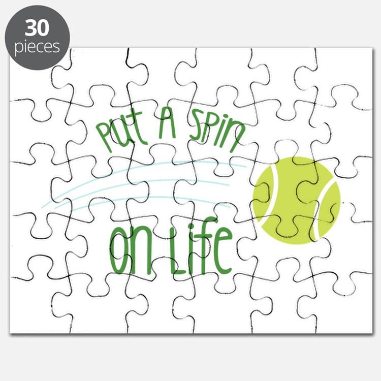 Put A Spin On Life Puzzle
