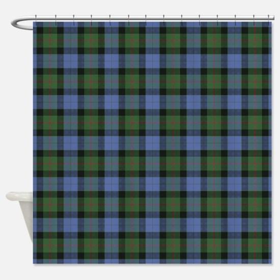 Tartan - Gunn Shower Curtain