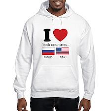 RUSSIA-USA Hoodie