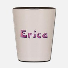 Erica Pink Giraffe Shot Glass