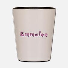 Emmalee Pink Giraffe Shot Glass