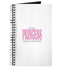 Bad Thing Princess Journal
