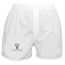 Gymnastics Training Boxer Shorts