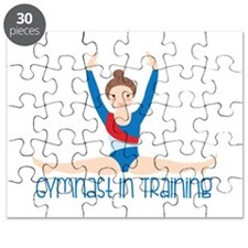 Gymnastics Training Puzzle
