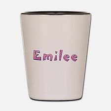 Emilee Pink Giraffe Shot Glass