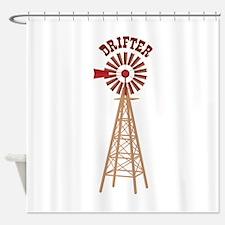 Drifter Shower Curtain