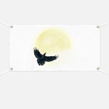 Raven Moon Banner
