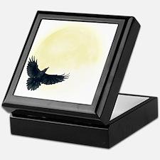 Raven Moon Keepsake Box