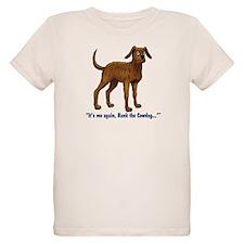 Hank the Cowdog, Its me again... T-Shirt