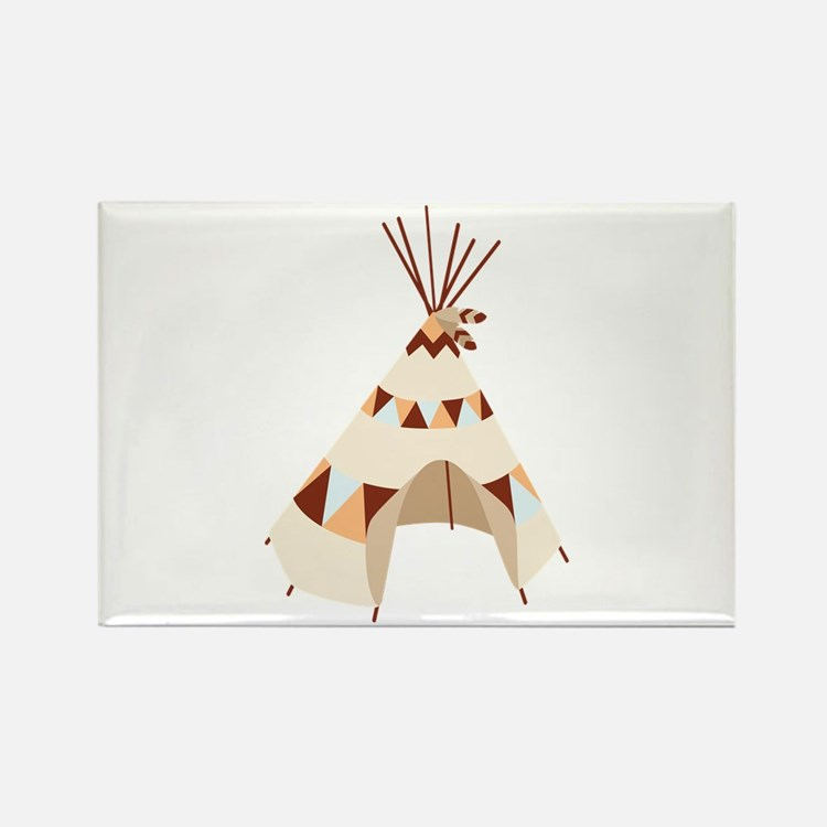 Teepee Tent Magnets
