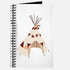 Teepee Tent Journal