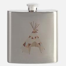 Teepee Tent Flask
