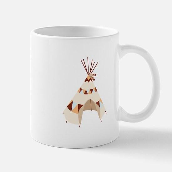Teepee Tent Mugs