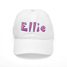 Ellie Pink Giraffe Baseball Baseball Cap