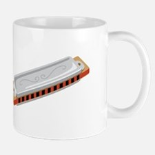 Harmonica Musical Instrument Mugs
