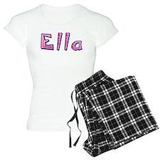 Ella Pink Giraffe Pajamas