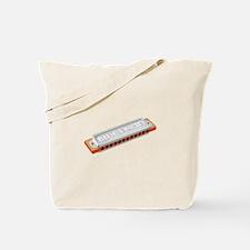 Blues Man Tote Bag