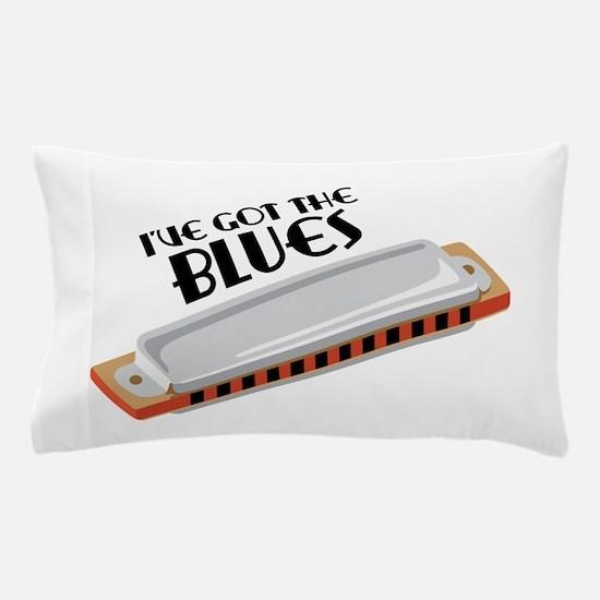 Ive Got The Blues Pillow Case