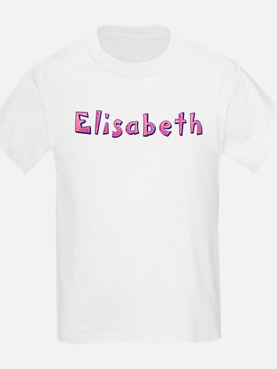 Elisabeth Pink Giraffe T-Shirt