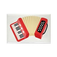 Accordion Musical Instrument Magnets