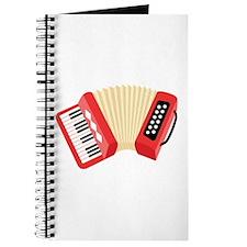 Accordion Musical Instrument Journal