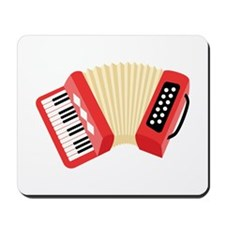 Accordion Musical Instrument Mousepad